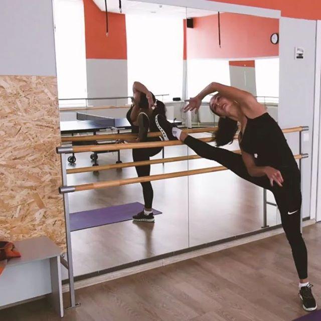 #танец #спортзал